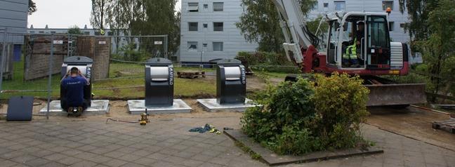 Afhentning af haveaffald - Nordsjælland